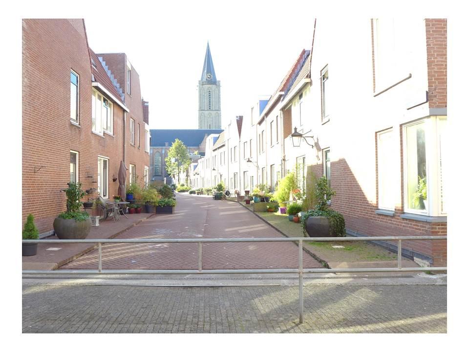 Spielstraße in Utrecht